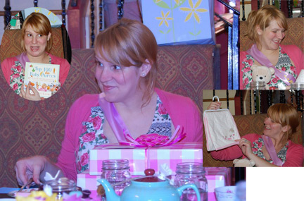 Gift opening composite
