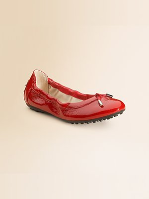 Tod's Junior Dee Laccetto Flats